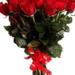 buchet 18 trandafiri clasic