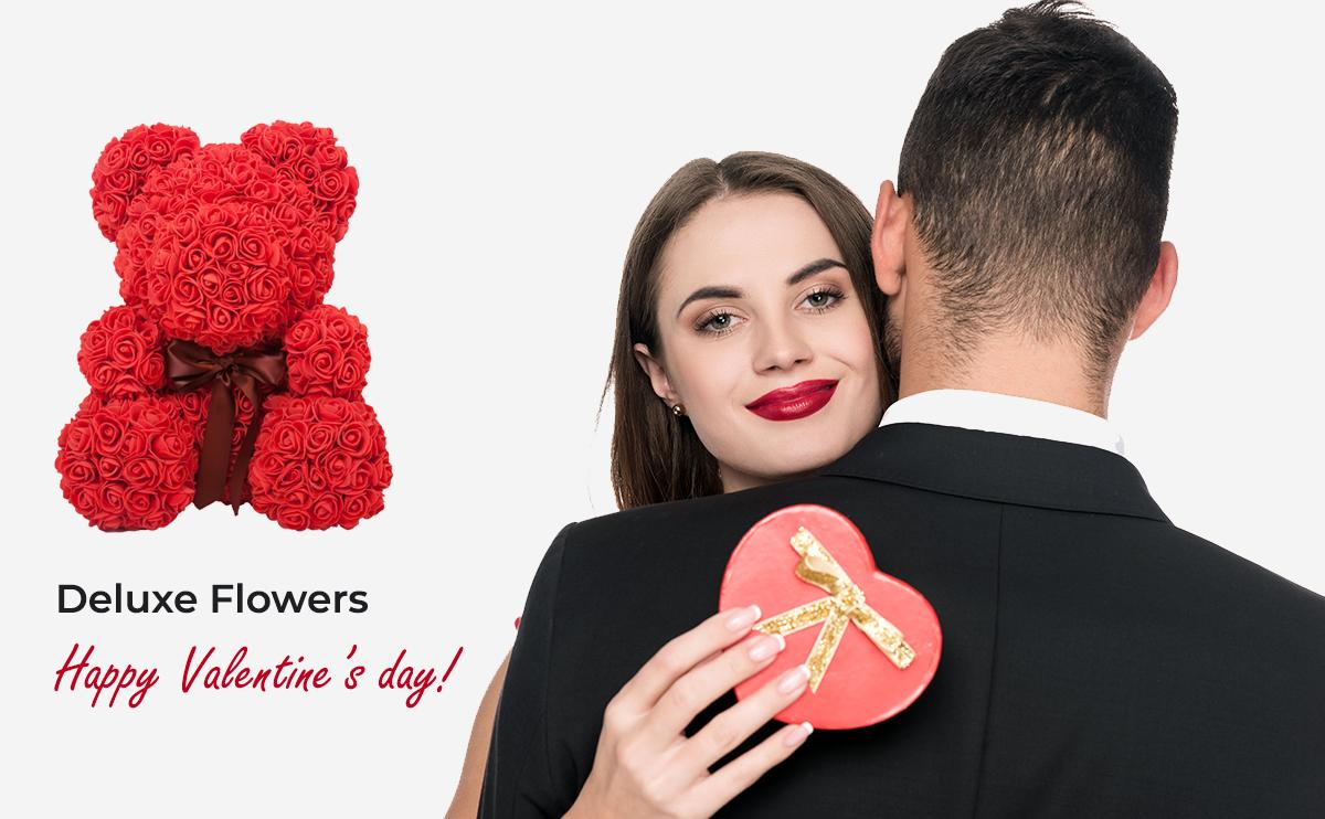 Top cadouri florale de Valentines Day