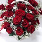 cos cu 31 trandafiri 3